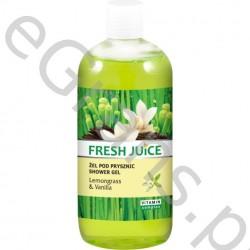 FJ Shower gel, Lemongrass&Vanilla, 500g