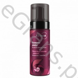 VP ELEMENT SNAIL MUCUS FILTRATE+PANTHENOL Creamy foam cleanser for face and eyes, 170ml