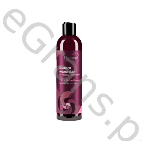 VP ELEMENT SNAIL MUCUS FILTRATE Shampoo for hair and scalp, 300ml
