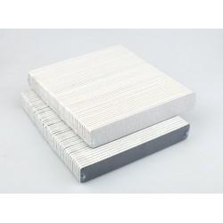 Pilniki papierowe w kształcie prostym