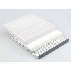 0.50 zł.Pilniki papierowe w kształcie prostym