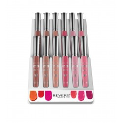 Matt lip Gloss  Diamond Shine Revers Cosmetics (12 pcs.)