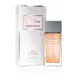 "Woda toaletowa ""Gordano Parfums""  Revers Cosmetics 50 ml"
