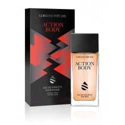"nr 142 Woda Toaletowa  For Men ""Gordano Parfums""  Revers Cosmetics 50 ml"