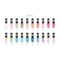 Nail Polish Top One Revers Cosmetics