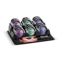 1,50 zł. Cienie do powiek Color Focus '1' Quiz Cosmetics (opakowanie 36 szt.)