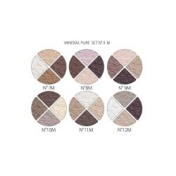 Cienie Pure Mineral Quatro Eye Shadow Revers Cosmetics