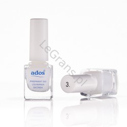 2,45 zł. nr 3. Preparat do usuwania skórek Ados Cosmetics (opakowanie 5 szt.)