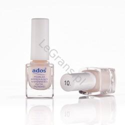 2,45 zł. nr 10.Podkład wypełniający nierówności płytki paznokci Ados Cosmetics (opakowanie 5 szt.)