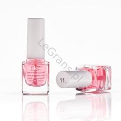 2,45 zł. nr 11.Utwardzacz do paznokci 3 w 1: Podkład - Utwardzacz - Nabłyszczacz Ados Cosmetics (opakowanie 5 szt.)
