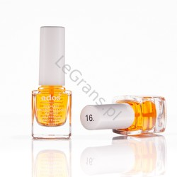 2,45 zł. nr 16.Preparat przyspieszający wzrost paznokcia z ekstraktem z Mirry Ados Cosmetics (opakowanie 5 szt.)