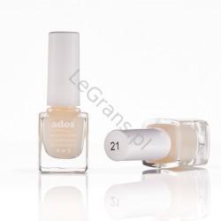 2,45 zł. nr 21. Wielofazowy utwardzacz do paznokci 4 w 1 Ados Cosmetics (opakowanie 5 szt.)