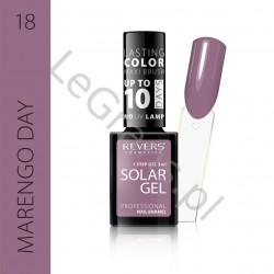 3,66 zŁ. NR 18 Solar Gel Profesjonalny Lakier do paznokci utwardzany pod wpływem promieni słonecznych