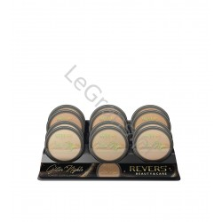 POWDER COMPACT BROZING GLITER &NIGHT REVERS COSMETICS