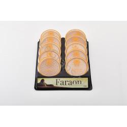 Puder FARAON Editt Cosmetics (okrągłe opakowanie 10 szt.)