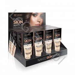 7,15zł. NAKED SKIN MATCH Revers Cosmetics (opakowanie 12 szt.)