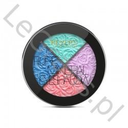 Perłowe Cienie Mineral Pure Quatro  Eye Shadow Revers Cosmetics (opak.12 szt.)