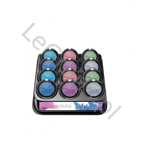 Cienie mineral pure eyeshadows Revers Cosmetics