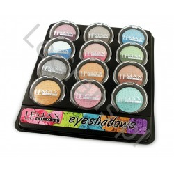 1,60zł. Cienie AQUA Matowe odcień mix color Lemax Cosmetics