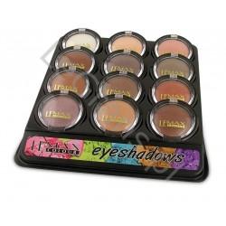 1,50zł. Cienie Uno Perłowe odcień beżowy Lemax Cosmetics