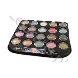1,50zł. Cienie Uno Perłowe (mix kolorów) -Lemax Cosmetics