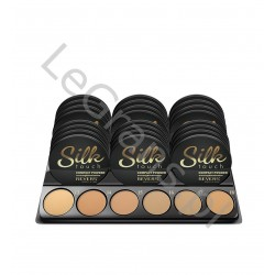 COMPACT POWDER SILK&TOUCH REVERS COSMETICS