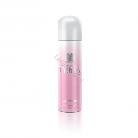 Deo VICE VERSA ROSE 150 ml. Revers Cosmetics