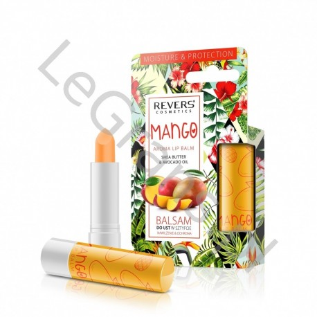 STICK LIP BALM AROMA LIP BALM Revers Cosmetics 12 pcs