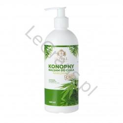 PLN 13 Hemp moisturizing body balm 400 ml ROYAL SENSI  (1 pcs.)