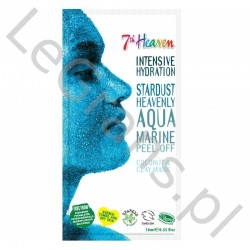 5,30 zł. Stardust Mask Peel Off Heavenly Aquamarine (1 pc.)