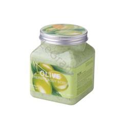 Cкраб для тела с оливковым маслом 500 мл