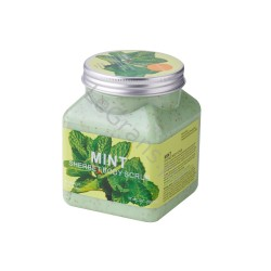 Body Peeling with Mint 500 ml