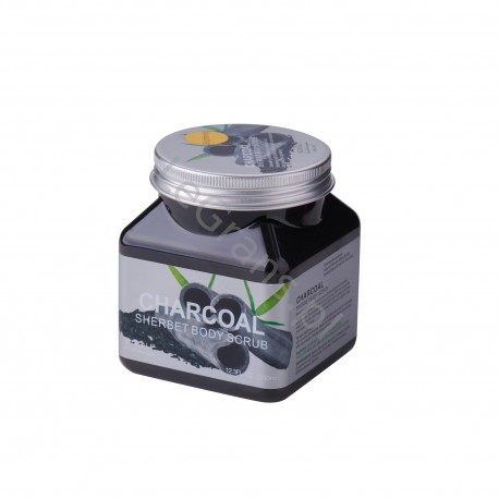 Body Peeling with carbon 350 ml