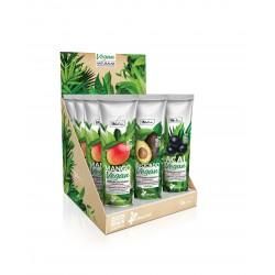 Vegan cream for hands MIX Revers Cosmetics (12 pcs.)