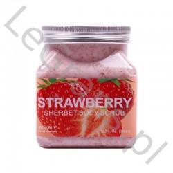 Wokali Strawberry scrub