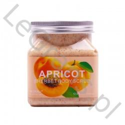 Wokali Apricot scrub 350 ml.