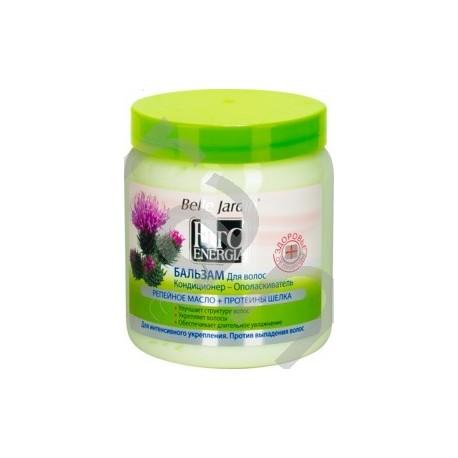 5,50 zł. Hair conditioner conditioner rinse BURDOCK OIL + SILK PROTEINS  Belle Jardin Cosmetics