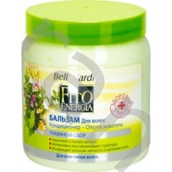 5,50 zł. Hair conditioner  - Rinse HERBAL COLLECTION Belle Jardin Cosmetics