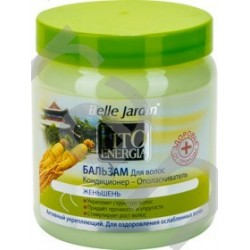 5,50 zł. Hair Balm - Conditioner - Ginseng Rinse  Belle Jardin Cosmetics