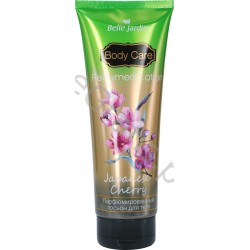 BODY CHARE BALM Perfumed body lotion JAPANESE CHERRY