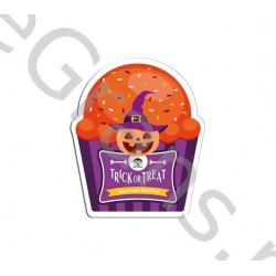 Trick Or Treat Spicy Pumpkin