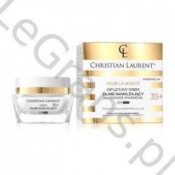 POUR LA BEAUTÉ HIGHLY MOISTURISING INFUSION CREAM FOR THE FIRST WRINKLES