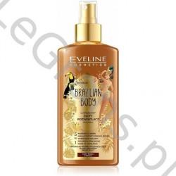 Eveline Brazilian Body Luxurious Gold Body Lightener 150ml