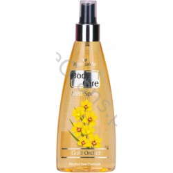 Perfumed Body Care Gold Mist, Belle Jardin