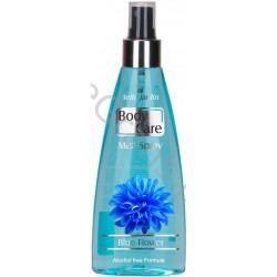 Perfumed Body Care Blue Flower Body Spray, Belle Jardin