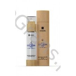HISKIN/TUBA Regenerating night cream with nano-collagen vege, 50 ml