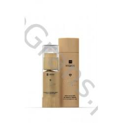 HISKIN/TUBA Golden face serum with nano-collagen vege, 30 ml