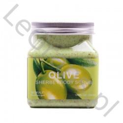 Olive BODY SCRUB 500 ml