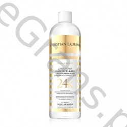 Christian Laurent Micellar make-up remover for face and eyes with gold, 500ml