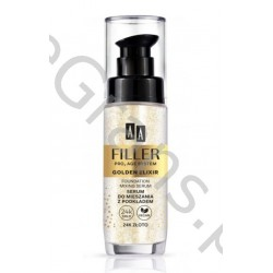 AA FILLER PRO3 AGE SYSTEM GOLDEN ELIXIR Serum for mixing with foundation, 30ml
